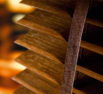 Бамбуковые жалюзи 25 и 50 мм для окон фото