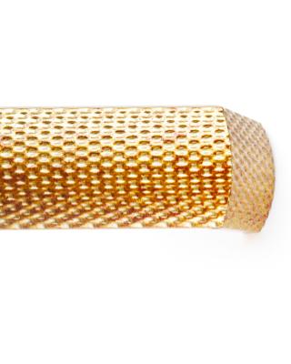 Багетный карниз для штор Нотр Дам цвет золото античное