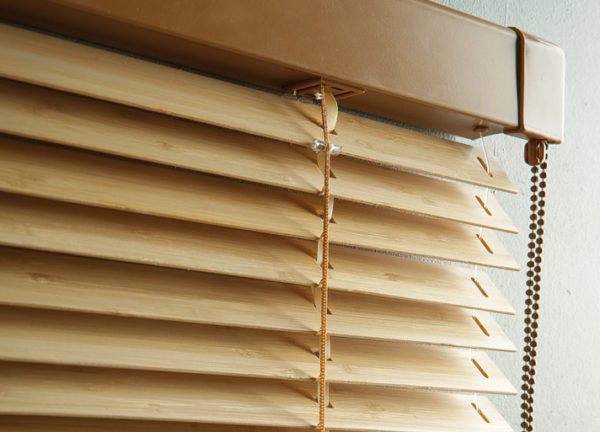 Бамбуковые кассетные жалюзи VENUS 25 мм