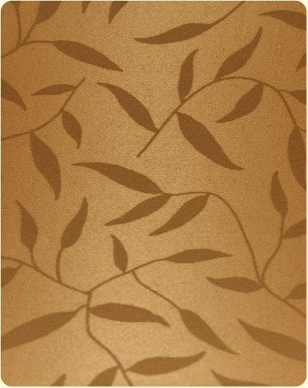 Рулонные шторы МИНИ - Актуаль 182 оранжево-коричневый