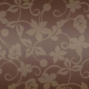 Рулонные кассетные шторы УНИ - Актуаль 115 коричневый