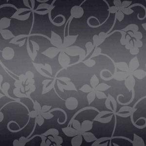 Рулонные кассетные шторы УНИ - Актуаль 116 черный