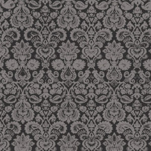 Рулонные кассетные шторы УНИ - Актуаль 136 черный