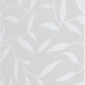 Рулонные кассетные шторы УНИ - Актуаль 181 белый