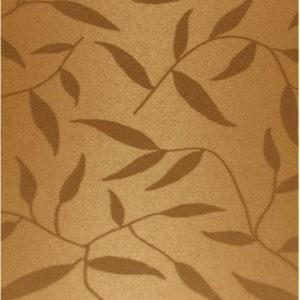 Рулонные кассетные шторы УНИ - Актуаль 182 оранжево-коричневый