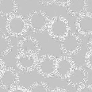 Рулонные кассетные шторы УНИ - Актуаль 146 серый