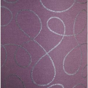 Рулонные кассетные шторы УНИ - Актуаль 175 фиолетовый